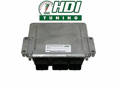 Peugeot 406 2.0 HDI 110 Unlocked Remapped ECU 0281011338 93 96491581 Reduced • 250£