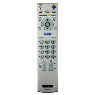 AU17.99 • Buy New RM-ED005 Replaced Remote Control For Sony Bravia LCD Digital Colour TV