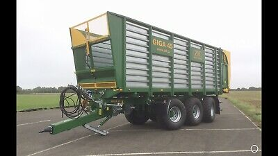 New Walking Floor Silage Trailer, Ideal For Woodchip, Silage, Bulk Trailer • 38,520£
