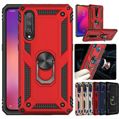 $1.49 • Buy For Xiaomi Mi 10 Pro Note 10 Lite A3 9 9T Shockproof Case Armor Ring Stand Cover