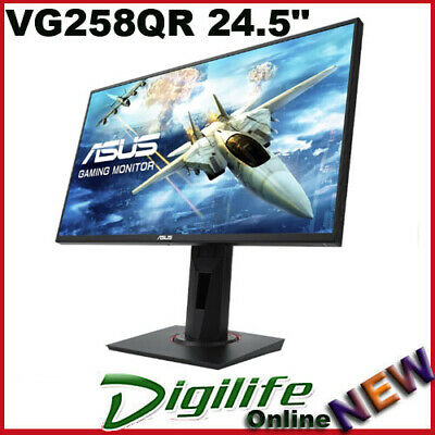 AU395 • Buy ASUS VG258QR 24.5  FHD Ultra-Fast 0.5ms 165Hz G-Sync Compatible Gaming Monitor