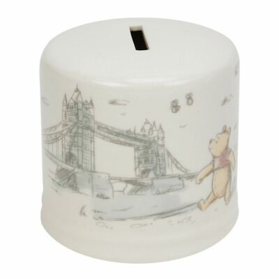 Disney Christopher Robin Ceramic Money Box • 12.63£