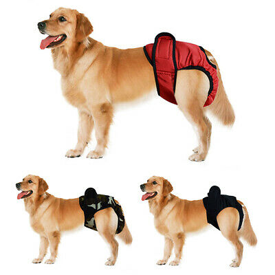 Dog Sanitary Pet Physiological Pants Shorts Underwear Nappy Diaper For Dogs • 3.52£