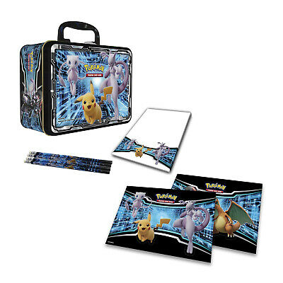 Pokemon Collectors Chest Tin: Storage Box, Stickers, Notepad & Pencils  • 9.99£