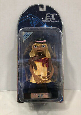 $22.99 • Buy ET E.T. Extraterrestrial Halloween Costume Figure Vintage TOYS R US Exclusive