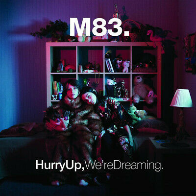 $19.60 • Buy M83 - Hurry Up, We're Dreaming [New CD]