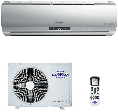 AU1199.99 • Buy CLEARANCE SALE 7.0KW Reverse Cycle Split DC Inverter Air Conditioner Heavy Duty