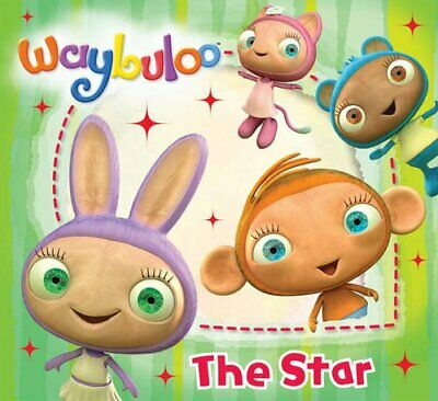 Waybuloo Story Book: The Star (Christmas Story Book) By Egmont Books Ltd Book • 5.99£