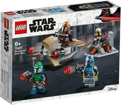AU39.99 • Buy LEGO® Star Wars 75267 Mandalorian Battle Pack