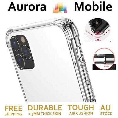 AU3.95 • Buy Shockproof Bump Gel Case IPhone 6 7 8 PLUS X XR XS Max SE 2020 Sam S8 S9 Note9