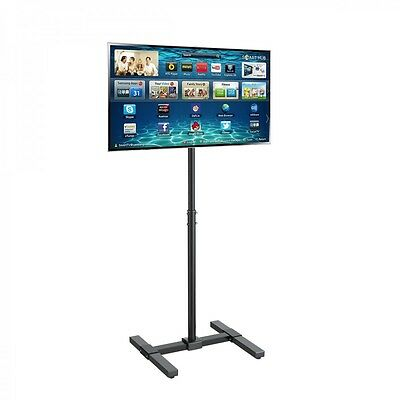 FOREST Mobile TV Cart Floor Stand Compact Display Stand For 13  - 36  LCD TVs • 59.95£