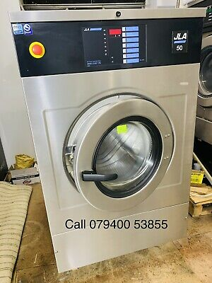 IPSO 50lb 25kg Commercial Industrial Washing Machine Laundry Launderette Coin Op • 4,500£