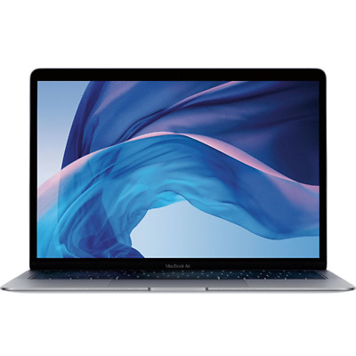 "View Details Apple Macbook Air 13.3"" Touch ID Intel I5 8GB 128GB 2019 MVFH2LL/A Space Gray • 879.00$"