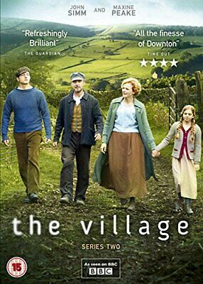 The Village - Series 2 [DVD] - DVD  76VG The Cheap Fast Free Post • 12.07£
