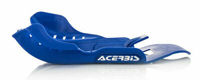 $74.23 • Buy Acerbis 2449710003 Skid Plate, Blue Fits YZ250:05-16, YZ250X