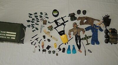 $ CDN315.57 • Buy Lot Vintage GI Joe Figures Vehicles Forts Weapons Huge Lot.