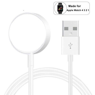 $ CDN5.77 • Buy 2in 1 Wireless Charger For IPhone Apple Watch Series Magnetic Charging Cable New