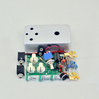 $ CDN57.68 • Buy DIY Delay Pedal All KitS With Pedals -1 Box Stomp Aluminum Effects Guitar 1590B