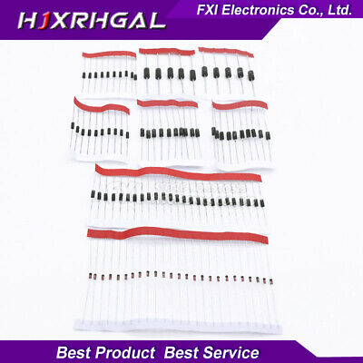$ CDN5.50 • Buy 100pcs 1N5399 1N5408 1N4148 1N4007 Original Kit Diy Component Diode Switching