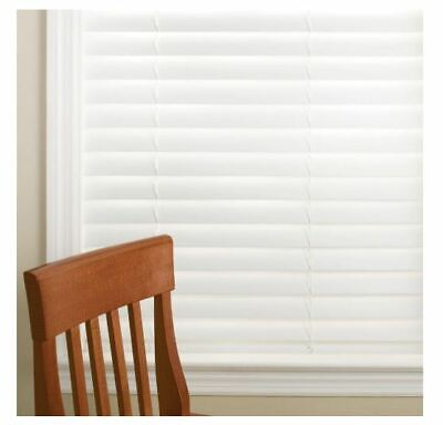 $ CDN68.44 • Buy 🎇ASSORTED SIZED🎇Home Decorator White Corded 2  In Faux Wood Blind