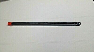 8 Section 110cm Telescopic TV Radio Antenna DAB AM/FM Aerial Replacement • 4.50£