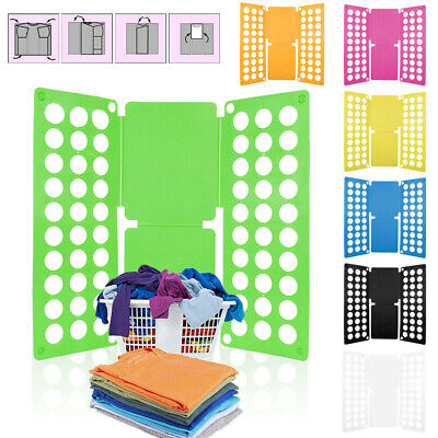$11.69 • Buy Universal Clothes Folding Board Clothes Folder Easy Fast T-Shirt Fold Board Hot
