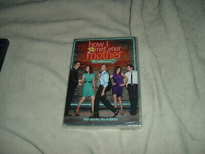 $9.99 • Buy  How I Met Your Mother: Season 7 DVD, 2012, 3-Disc Set BRAND NEW SEALED