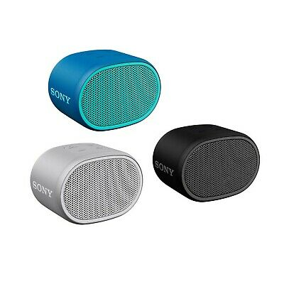 $12.95 • Buy Sony SRS-XB01 EXTRA BASS Portable Bluetooth Speaker SRSXB01 Black Blue White