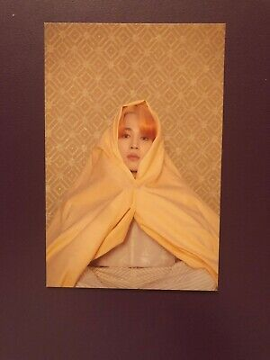 $5 • Buy JIMIN Official Postcard Photocard BTS Map Of The Soul Persona US SELLER