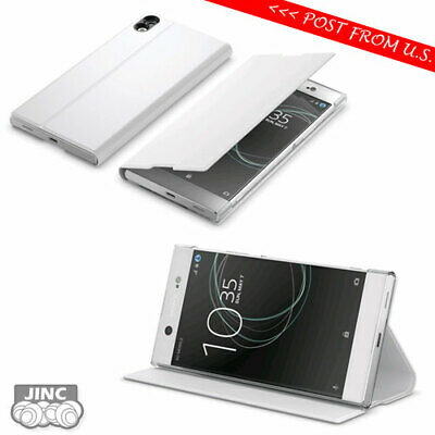 $ CDN26.67 • Buy GENUINE ORIGINAL SONY XPERIA XA1 Ultra G3221 G3223 SCSG40 Style Cover Stand Case