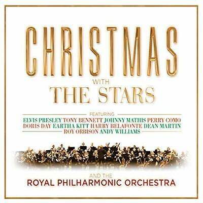 £3.49 • Buy Christmas With The Stars & The Royal Philharmonic Orchestra -  CD YXVG The Cheap