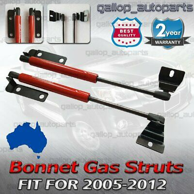 AU23.10 • Buy FOR TOYOTA Hilux Bonnet Gas Struts Vigo SR5 2005-2012 Lift Support Set Of 2