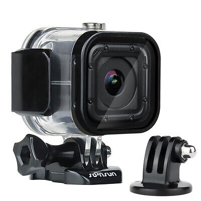 $ CDN22.49 • Buy 60m Waterproof Underwater Dive Housing Protect Case For GoPro Hero 5/4 Session