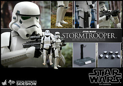 $189.99 • Buy Hot Toys MMS514 Star Wars Classic Stormtrooper 1/6 Scale 12  Figure NEW In Stock