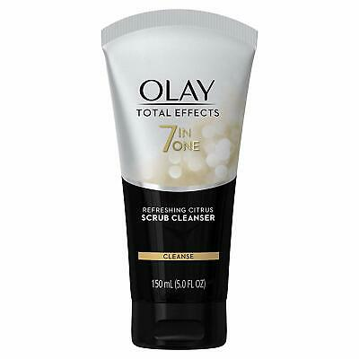 $8.99 • Buy Olay Total Effects 7-In-One Refreshing Citrus Scrub Cleanser Cleanse 5oz ~ L3