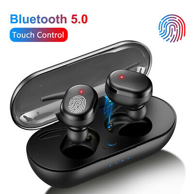 $ CDN9.51 • Buy TWS Bluetooth 5.0 Wireless Earphones Stereo Headset Mini In-Ear For IOS Android