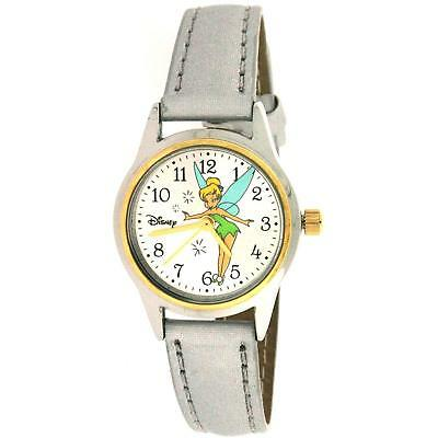 $ CDN50.74 • Buy Womens Vintage Disney Seiko (SII) Tinker Bell Princess Watch (silver Band)-New