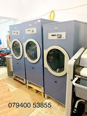 Miele PT8303 15kg Slimline Commercial Industrial Gas Laundry Dryer Ipso • 2,000£