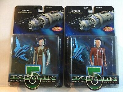 "MULTI-LISTING Babylon 5 Previews /& Exclusive Premiere 9/"" Action Figures"