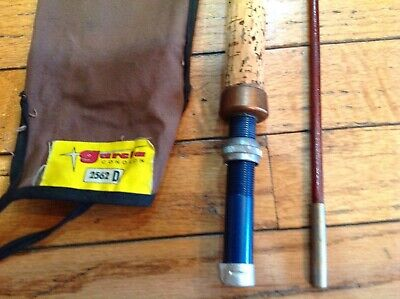 $60 • Buy Vintage Garcia Conolon Fly Rod 2562D  7'7  Long