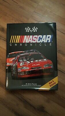 $4.99 • Buy Nascar Chronicle: Stock Car Racing From 1947 To Today Hard Cover Year Book