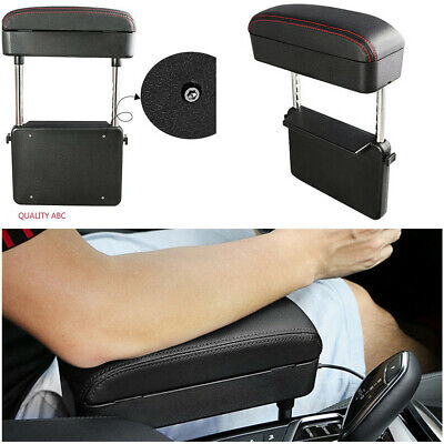 $ CDN45.64 • Buy Car Seat Gap Catcher Universal Pad Auto Armrests Center Console Arm Rest Box 1pc