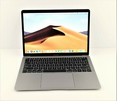 $744.95 • Buy 2018 Apple MacBook Air 13.3  (128GB SSD, 1.8GHz I5, 8GB) Gray, Mint, 11 Cycles