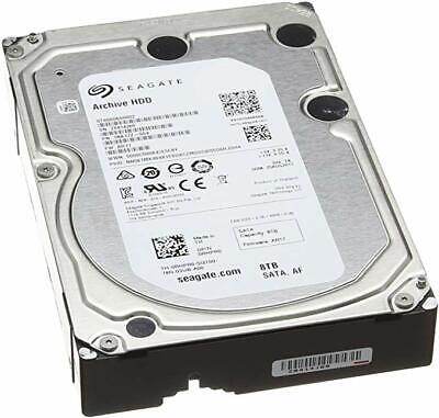View Details SEAGATE Archive 8TB HDD 3.5 Inch SATA INTERNAL HARD DRIVE ST8000AS0002  • 119.00£