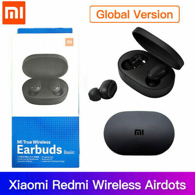 $9.50 • Buy NEW Original XIAOMI Redmi AIRDOTS WIRELESS EARPHONE W/ CHARGER BOX Bluetooth 5.0