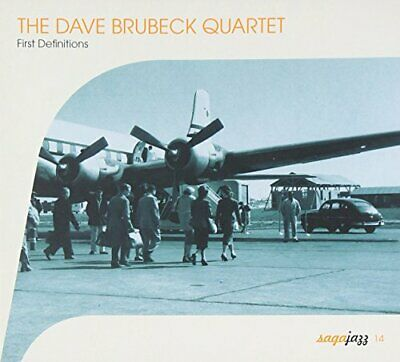 Dave Brubeck Quartet - 1st Definitions - Dave Brubeck Quartet CD K0VG The Cheap • 7.78£
