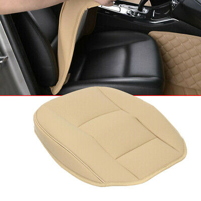 $ CDN23.19 • Buy 1x Car Truck Front Seat Cover Breathable PU Leather Seat Cushion Accessories