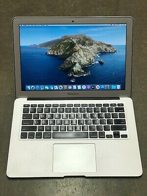 $11.50 • Buy 13.3  Macbook Air 2015 1.6 Ghz I5 CPU 8GB RAM 256GB SSD