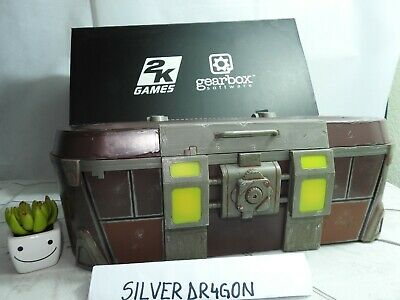 Borderlands 2 Ultimate Chest Collectors Edition Box With Certificate • 74.99£