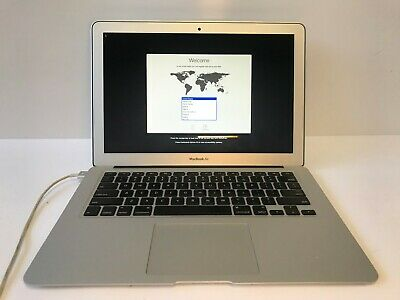 $200 • Buy Apple MacBook Air 13  Early 2015 A1466/MJVE2LL/A I7@2.2GHz 8GB RAM 256 GB SSD